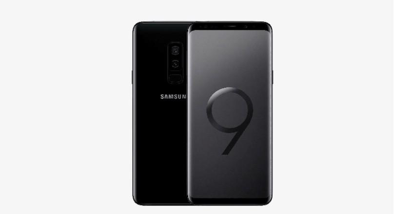 Samsung Galaxy S9  as seen on Samsung site