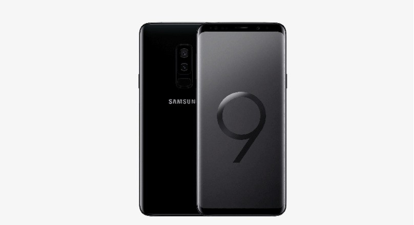 Samsung Galaxy S9  as seen on Samsung site