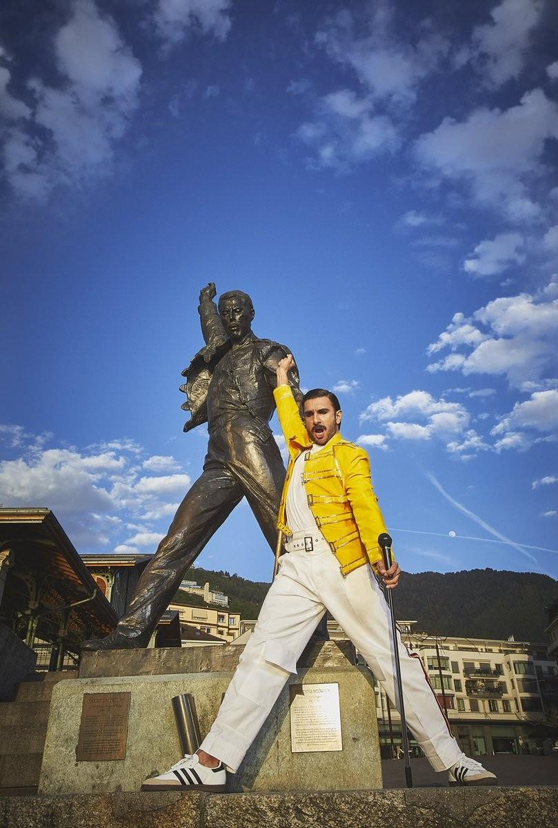 Ranveer Singh,actor Ranveer Singh,Ranveer Singh in Switzerland,Ranveer Singh summer break,Ranveer Singh new pics,Ranveer Singh pics,Ranveer Singh images