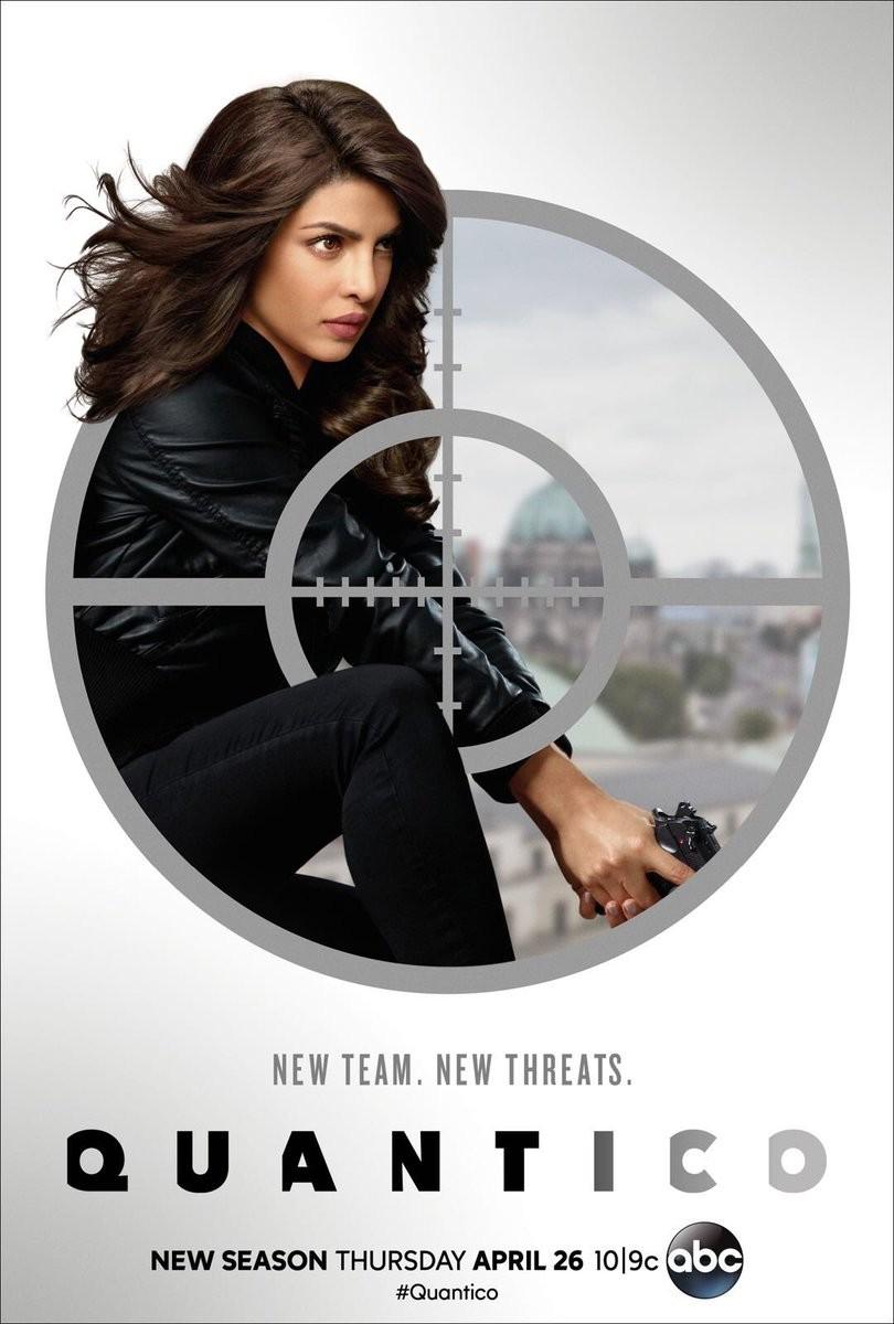 Priyanka Chopra,actress Priyanka Chopra,Priyanka Chopra Quantico,Quantico,Quantico 3,priyanka chopra quantico 3,Quantico season 3,Alex Parrish,priyanka chopra alex parrish quantico