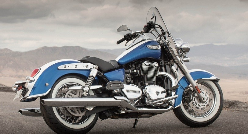 Triumph Motorcycles Launches Thunderbird LT in India