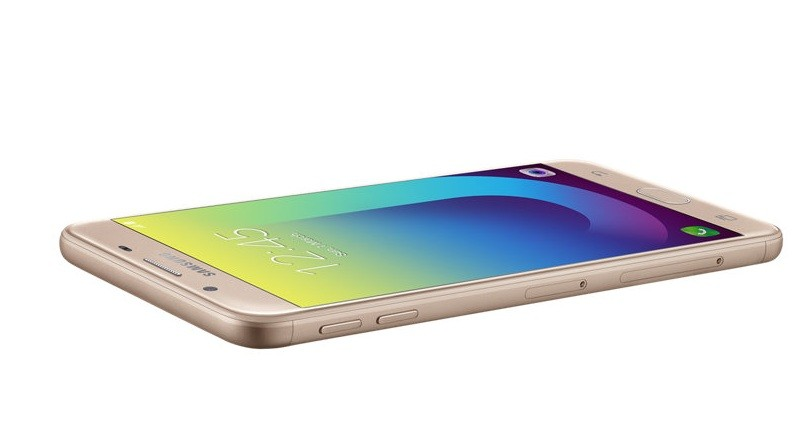 Samsung Galaxy J7 Prime as seen on its official website