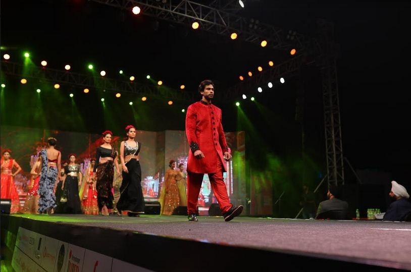 Indywood Fashion Premier League 2018,IFPL 2018 launched,India's biggest competitive fashion event,HITEX Exhibition Centre Hyderabad,Indywood Billionaires Club,IBC 2018,Indywood Film Carnival,IFPL Executive Director Abhini Sohan,Jayanthi Ballal,Iranian des