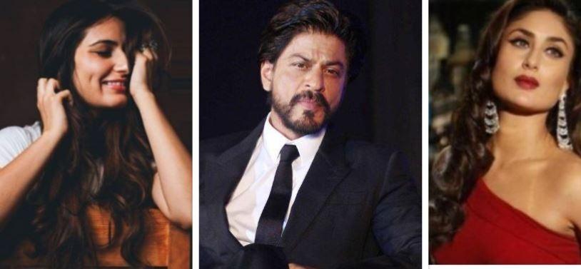 Fatima Sana Shaikh, Shah Rukh Khan, Kareena Kapoor