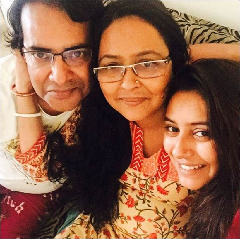 TV actress Pratyusha Banerjee, known for her role of adult Anandi in the popular serial
