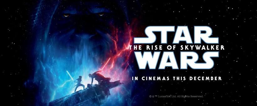 Star Wars: The Rise of Skywalker poster facebook