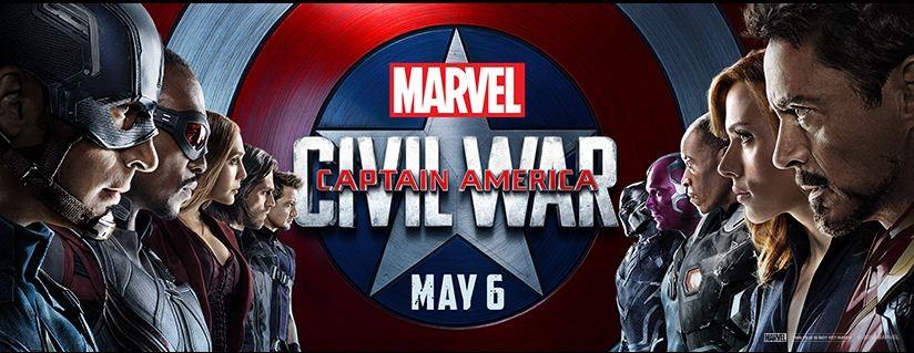 Team Captain America v Team Iron Man