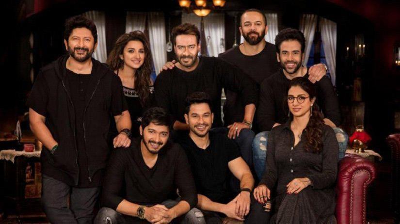 Golmaal Again,Golmaal Again wrapped up,Kunal Kemmu,Tusshar Kapoor,Golmaal Again movie wrapped up