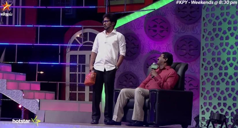 Vijay TV's Kalakka Povadhu Yaaru