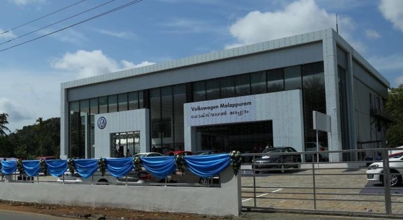 Volkswagen sets up new showroom in Malappuram, Kerala