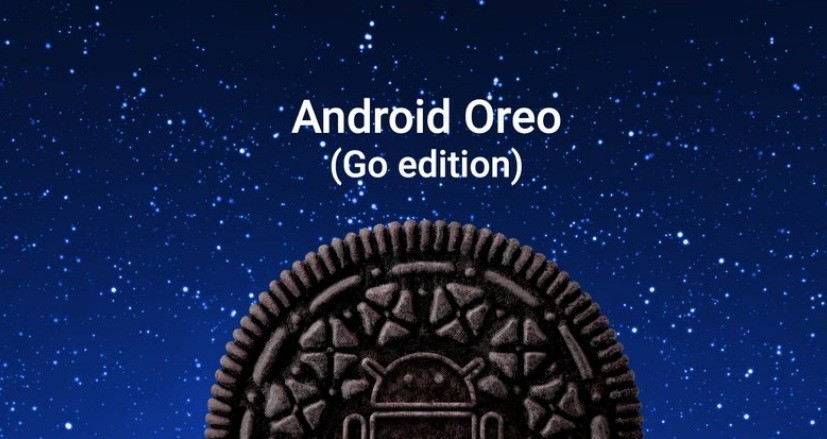 Android Oreo Go edition as seen on Google blog post