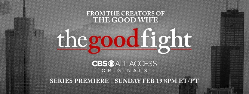 The good wife spin off, the good fight