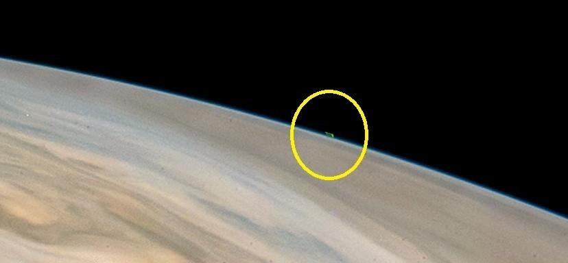 UFO Jupiter