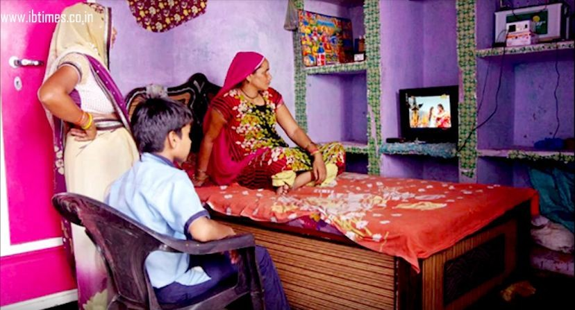India's first solar satellite television service brings