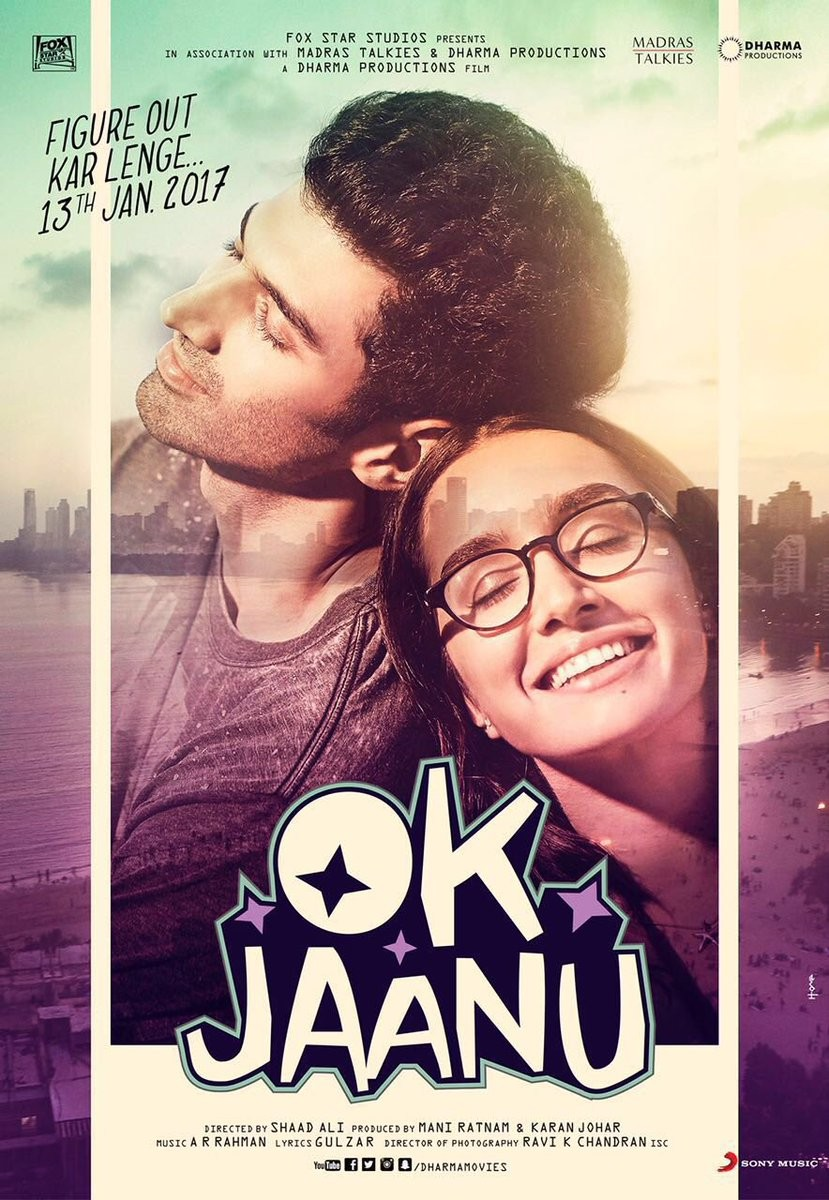 Aditya Roy Kapur,Shradha Kapoor,Aditya Roy Kapur and Shradha Kapoor,OK Jaanu first look poster,OK Jaanu first look,OK Jaanu poster,OK Jaanu movie poster,Bollywood movie OK Jaanu,OK Jaanu pics,OK Jaanu images,OK Jaanu photos,OK Jaanu stills