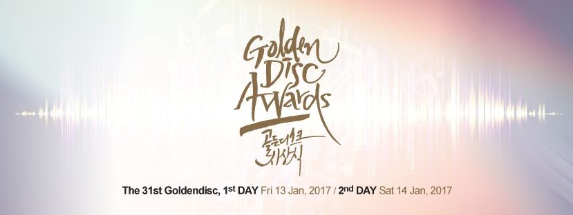 Golden Disc Awards 2016