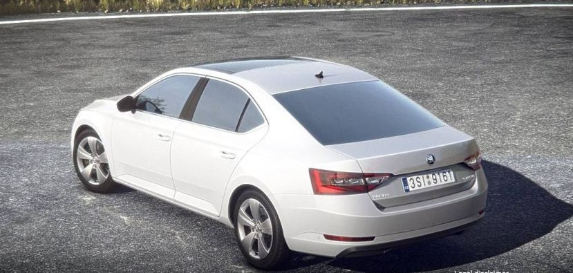 Skoda Superb Corporate Edition Launched Priced At Rs 23 49 Lakh
