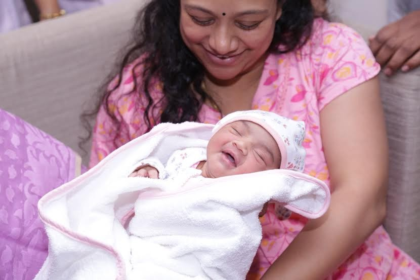 Shobi and Lalitha Gopi Blessed with Baby Girl,Shobi,Lalitha Gopi,Lalitha Gopi Blessed with Baby Girl,Shobi Gopi Blessed with Baby Girl,Baby Girl