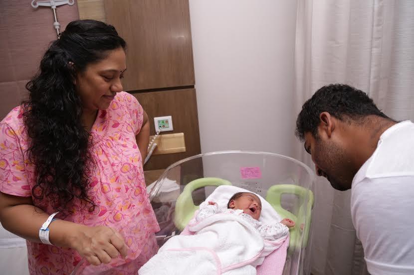 Shobi and Lalitha Gopi Blessed with Baby Girl,Shobi,Lalitha Gopi,Lalitha Gopi Blessed with Baby Girl,Shobi Gopi Blessed with Baby Girl,Baby Girl