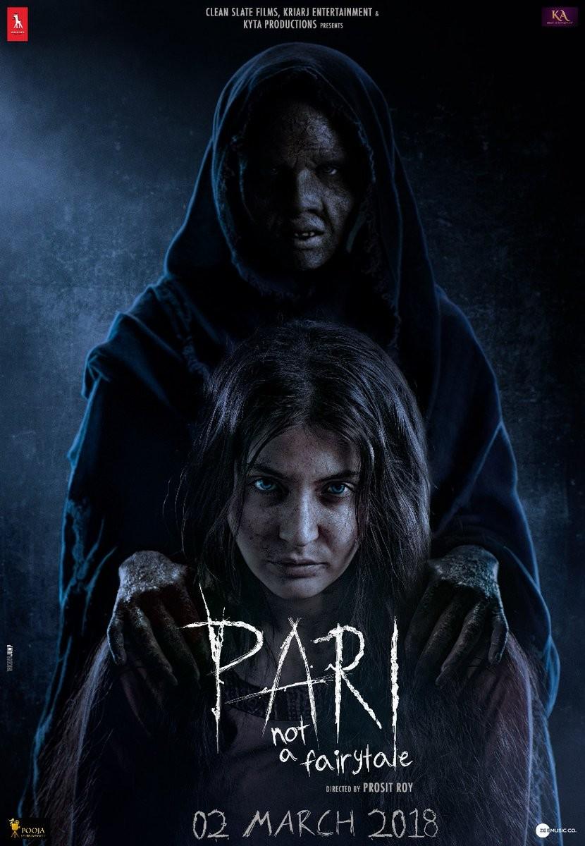Anushka Sharma,actress Anushka Sharma,Pari,Pari movie,Pari on March 2