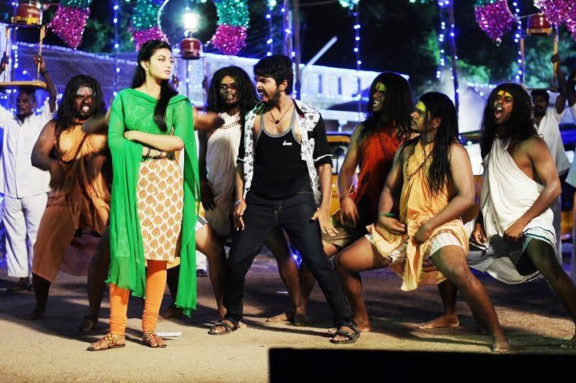 Trisha Illana Nayanthara,tamil movie Trisha Illana Nayanthara,G.V. Prakash Kumar,GV Prakash Kumar,Manisha Yadav,Anandhi