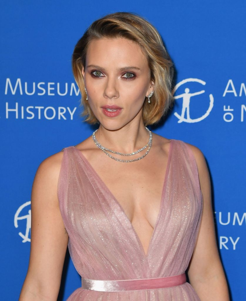 American Museum Of Natural History,natural history museum,USA,united states of america,Scarlett Johansson,American Museum Of Natural History Gala,Gala 2018,New York