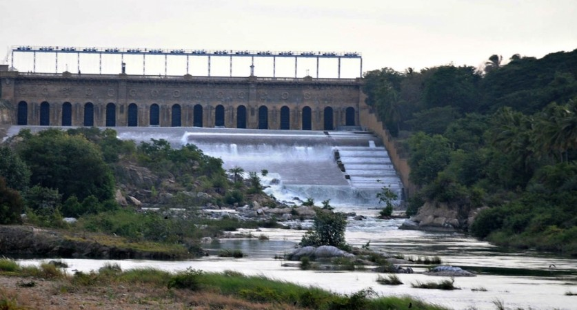 Cauvery water row