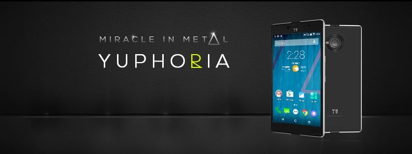 Metal-Clad Micromax YU Yuphoria, YuFit Smartband, HealthYU Kit Launched in India; Price, Specifications