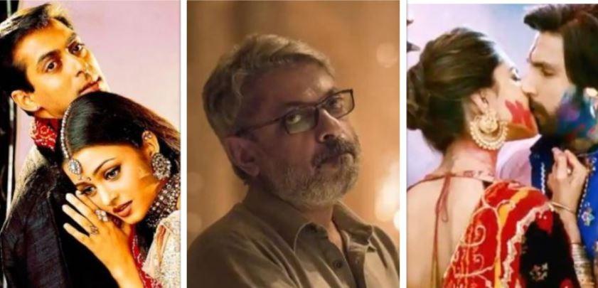 Salman Khan, Sanjay Leela Bhansali, Ranveer Singh