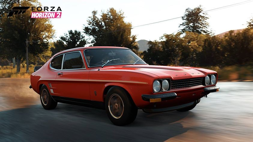 Forza Horizon 2: Full Car Roster Revealed, Complete List of