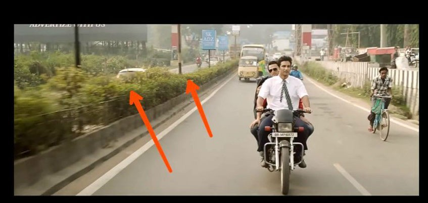 M.S. Dhoni: The Untold Story,Funny mistakes in movies,Funny mistakes in M.S. Dhoni,Funny mistakes in S. Dhoni: The Untold Story movie,M.S. Dhoni: The Untold Story funny mistakes