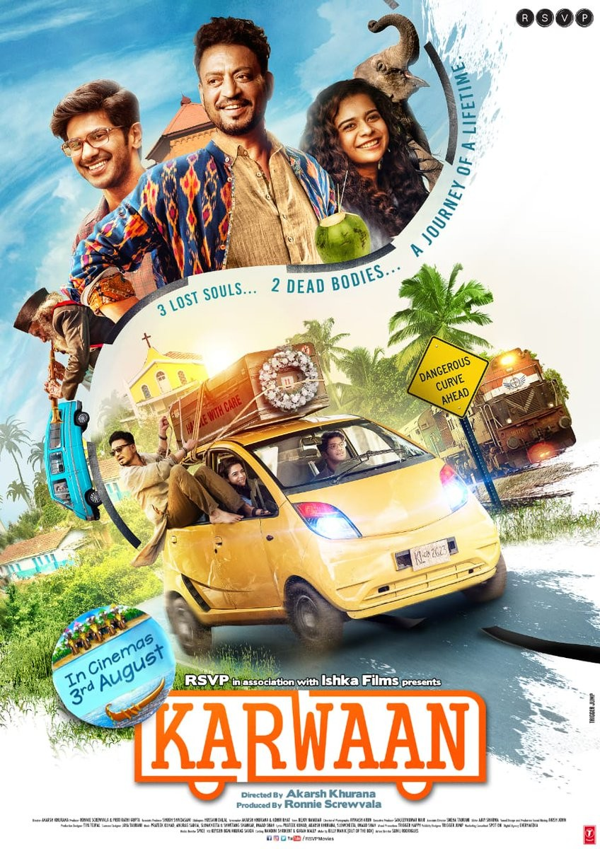 Irrfan Khan,actor Irrfan Khan,Karwaan first look,Karwaan,Karwaan poster,Karwaan movie poster,Irrfan Khan Karwaan,Karwaan movie pics,Karwaan movie images,Karwaan movie stills,Karwaan movie pictures,Karwaan movie photos