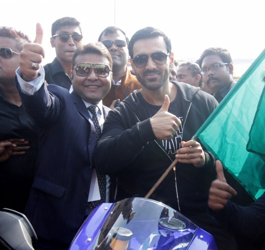 John Abraham,India Speed Week,John Abraham inaugurates India Speed Week,Behala Flying Club,John Abraham at  India Speed Week,John Abraham new pics,John Abraham new images,John Abraham new photos,John Abraham new stills,John Abraham new pictures