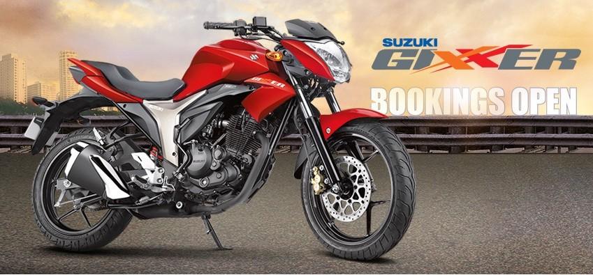 Suzuki Gixxer 150 Bookings Open in India; Launch, Price Details
