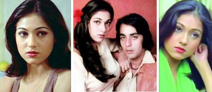 Sanjay Dutt and Tina Munim
