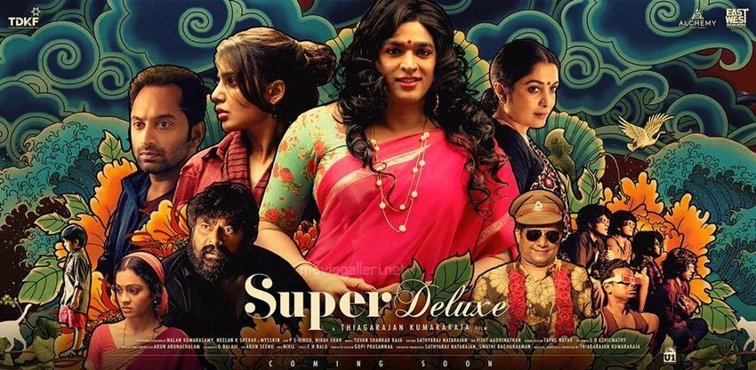 Vijay Sethupathiin Super Deluxe