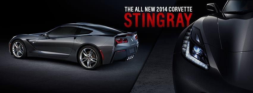 General Motors Takes Wrap off 2014 Chevrolet Corvette Stingray C7