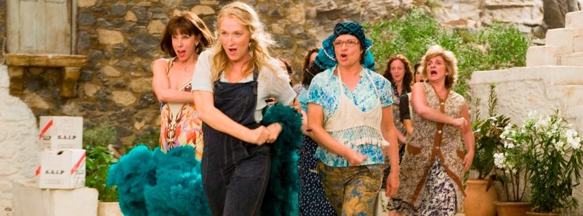 Mamma Mia mothers day movies to watch