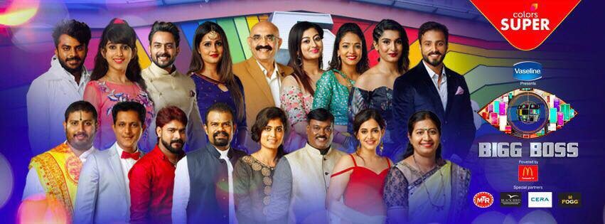 Bigg Boss Kannada 5 - Here are all the Contestants in Sudeep-hosted show