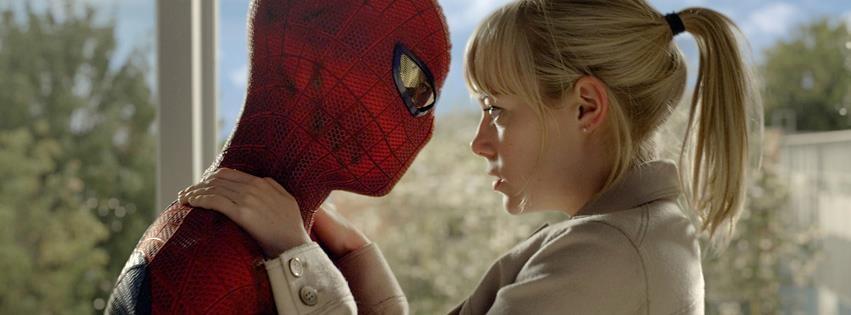A still from Amazing Spider-Man film