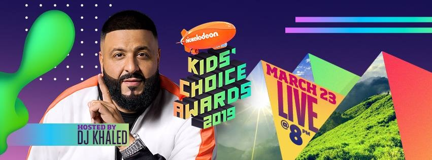 Nickelodeon Kids Choice Awards  2019