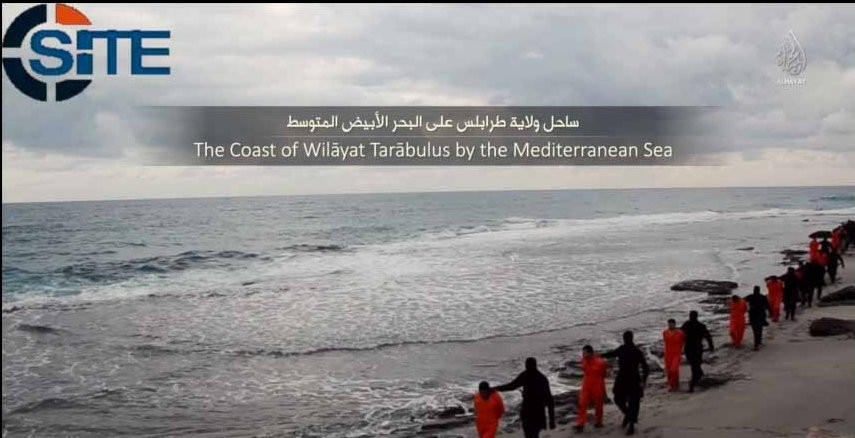 The dreaded Islamic State militants have released a video purportedly showing the beheading of 21 Egyptian Coptic Christians.
