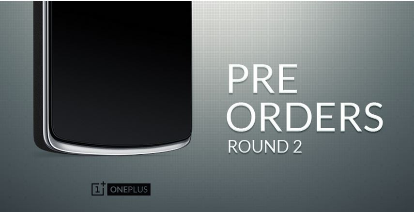 OnePlus Pre-order Round 2: Company to Offer Service for only One Hour on 17 November