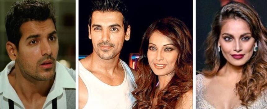 Bipasha Basu and John Abraham