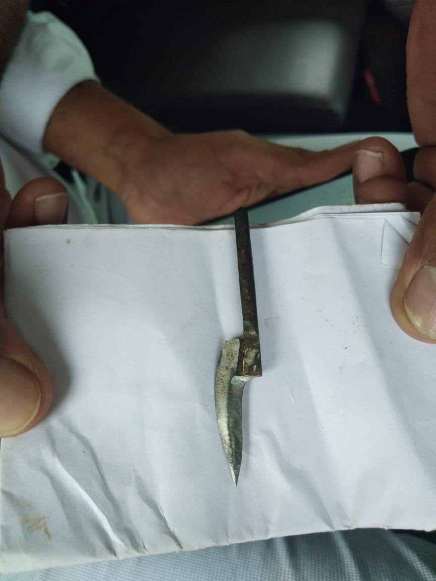 Jagan Mohan Reddy,Jagan Mohan Reddy stabbed,YSR Congress chief Jagan Mohan Reddy,YSR Congress chief,YSR chief
