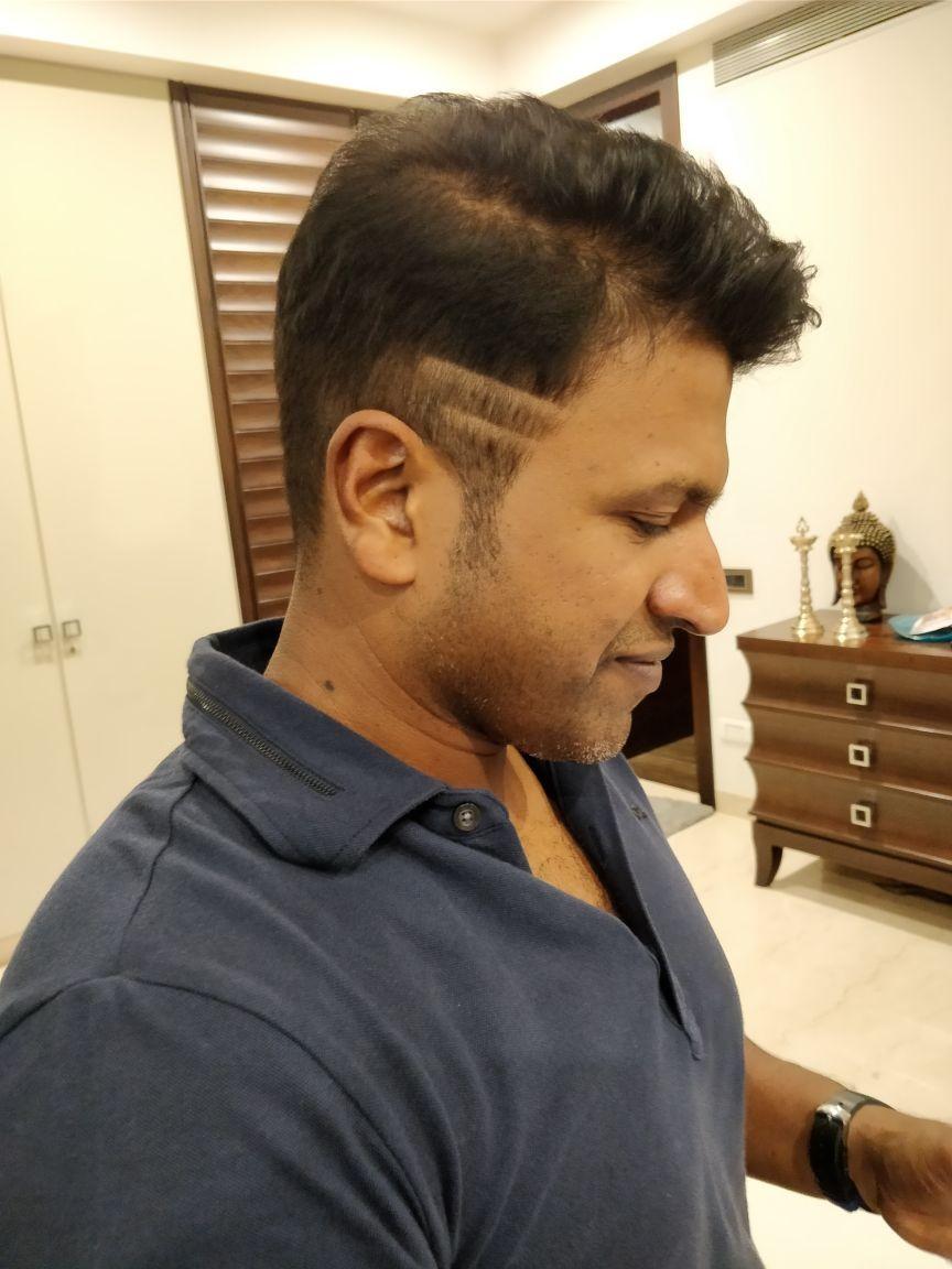 Puneeth Rajkumar,actor Puneeth Rajkumar,Puneeth Rajkumar hair style,Puneeth Rajkumar new hair style,Pavan Wadeyar,Puneeth Rajkumar pics,Puneeth Rajkumar latest pics,Puneeth Rajkumar poster,Puneeth Rajkumar wallaper