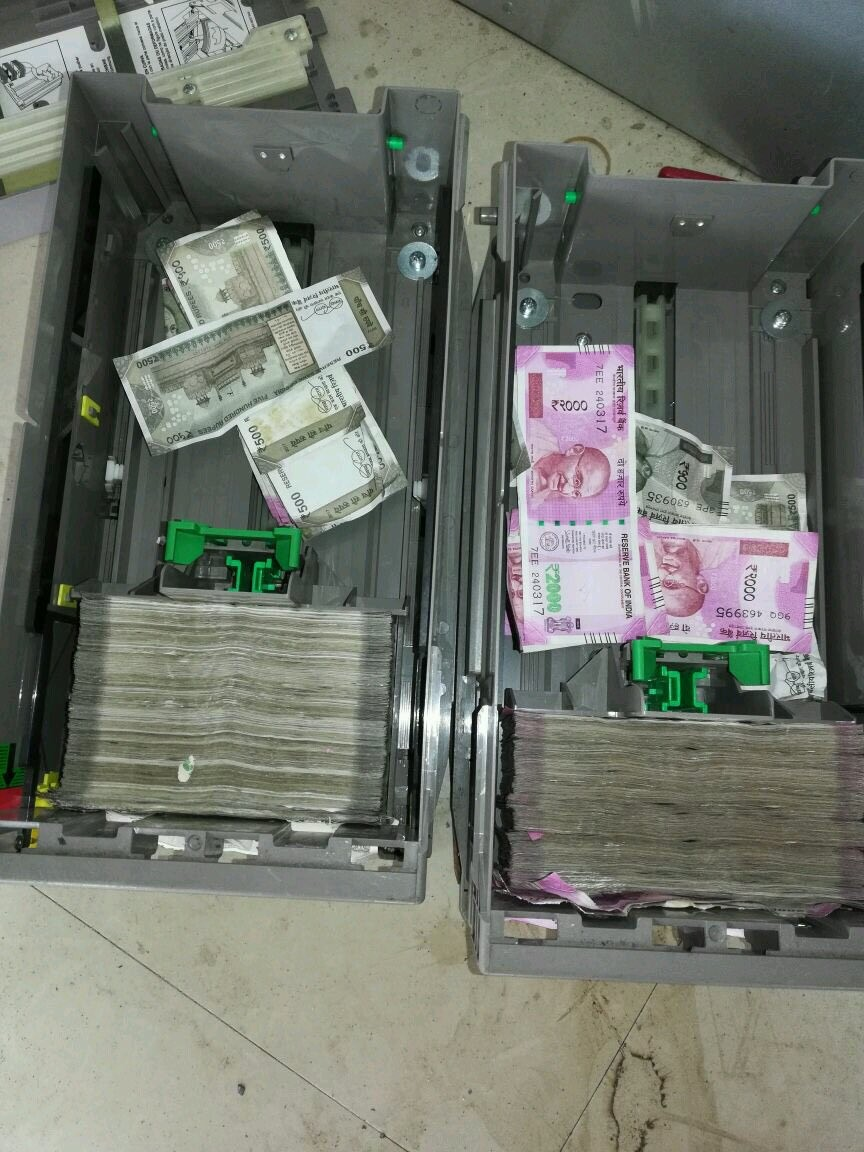 Rat menace,Rats chew up currency,Rats attack ATM,Assam,Tinsukhia,currency notes,Rats chews currency,Rats chews money