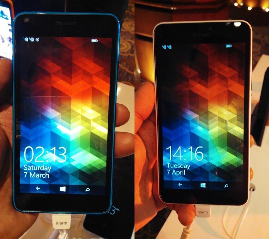 Microsoft Lumia 640 and Lumia 640 XL-1