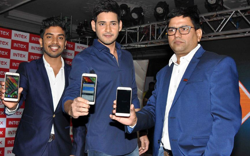 Mahesh Babu,Mahesh Babu at INTEX Mobile Launch,INTEX Mobile Launch,INTEX Mobile,prince Mahesh Babu,actor Mahesh Babu,Mahesh Babu  latest pics,Mahesh Babu  latest images,Mahesh Babu  latest photos,Mahesh Babu  latest stills,Mahesh Babu  latest pictures