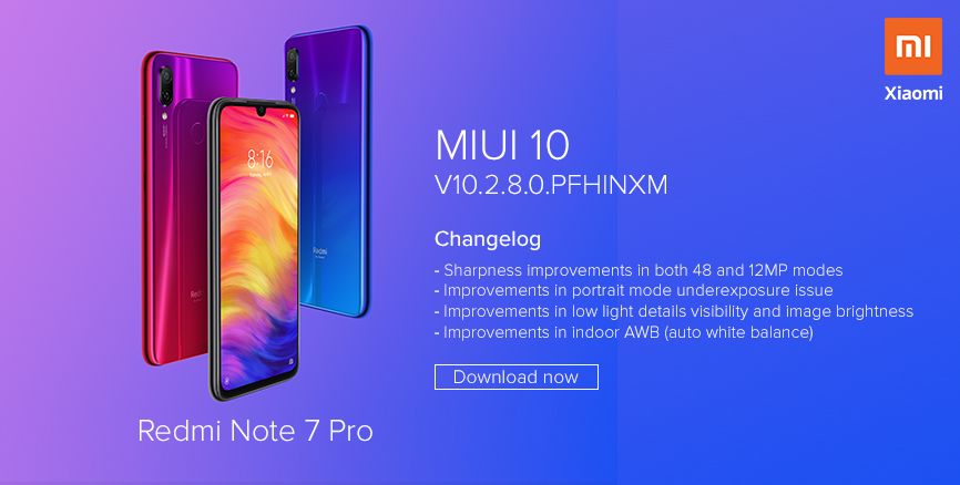 Xiaomi Redmi Note 7 Pro users must drop everything for this camera